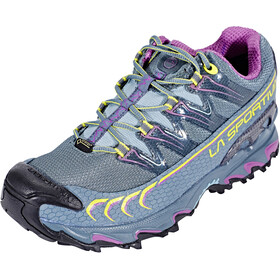 La Sportiva Ultra Raptor GTX Running Shoes Damen slate/purple